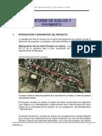 Informe Geotecnico Los Cedros