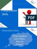 1 Effective Presentation Skills