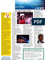 Business Events News for Fri 01 Feb 2013 - The Star\'s big reveal, The CINZ of Middle Earth, BEW complements AIME, last day for competition entries and much more