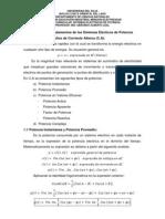 Unidad 1 Fundamentos de Los Sistemas Electricos de Potencia2 (1)