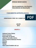 Fundamentos Antropologicos