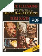 Tom Savini Grand Illusions Book