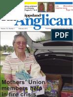 The Gippsland Anglican  - February 2013