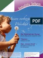 intuitivLEBEN Magazin | 2012_06 | Unsere verborgene Weisheit erfahren, Runen, Träume, Inneres Kind