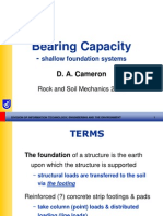 Shallow Foundations 2006