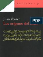90885297 Los Origenes Del Islam Vernet Juan