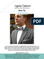 Bow Tie Instructions