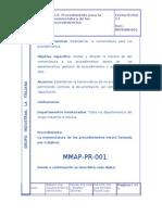 0.0 Formato de Procedimientos (2003)