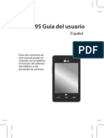 Manual Usuario LG-T395