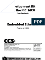 Development Kit for the Embedded Ethernet Exercise Book