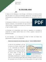 Ciclo Del Agua(Investigacion_ordenada)