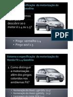 HondaFit Motor
