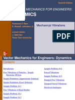 CHAP19 Mechanical Vibrations