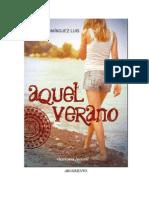 Aquel Verano - Cecilia Dominguez Luis