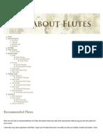 yamaha flutes pearl flutes jupiter flutes  all about flutes