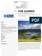 Azores Travel Guide Book