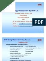 OHM Energy Brochure