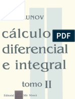 Piskunov - C Lculo Diferencial e Integral Tomo 2