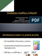 Diabetes Mellitus Infantil