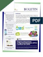 Boletin Año 5 No.1