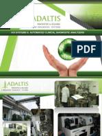Adaltis company presentation 2011
