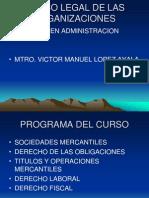 Marco Legal de Las Organizaciones-10!09!11