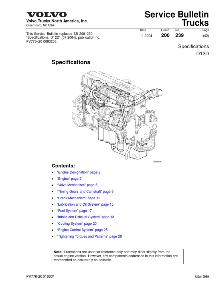 1509398498 volvo d12d especificacion cylinder (engine) gear Volvo Wiring Harness Problems at bakdesigns.co