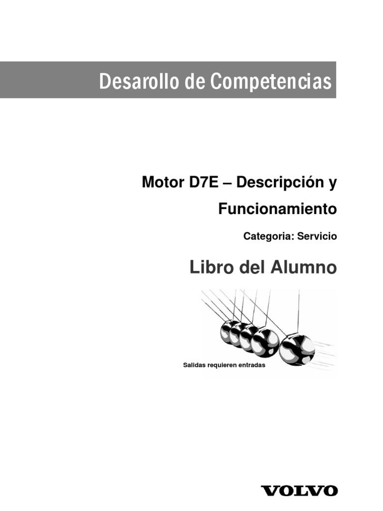 volvo d7e b7rle manual del estudiante spanish 1  pdf