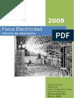 Informe de Fisica Electricidad