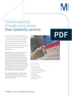 Flow cytometry services