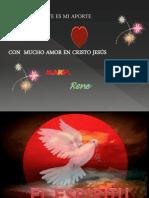 APORTE DE LA TAREA   SOBRE EL ESPÍRITU SANTO