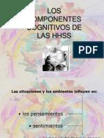 Componentes cognitivos HHSS