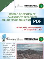 Presentacion Juliaca - Peru Ecosanlac[1]
