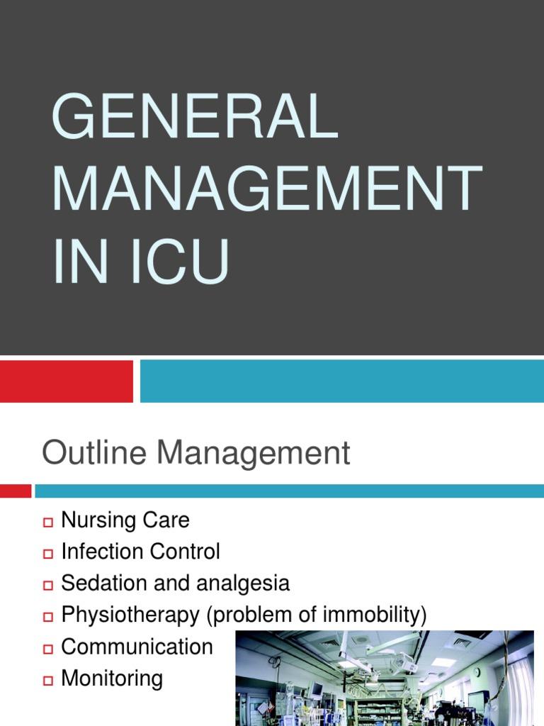 General Management in ICU | Intensive Care Unit (36 views)