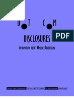 DotCom Disclosure Guidelines