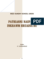 MSSU- Pathianni Naupang Inkhawm Hruaina Bu