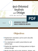 Object Oriented & Analysis Design