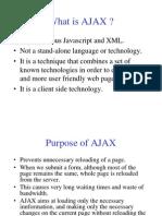 Ajax Presentation