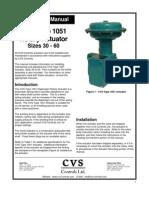 1051 Actuator