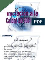 Iniciacion a La Calidad Iso 9001 2000 (Rev'09)