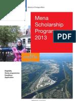 Mena Brochure 2013