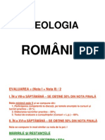 01. Geologia Romaniei - Prezentare 01 - Remember