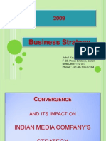 Convergence Business Strategy