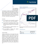 Daily Technical Report, 1st February 2013