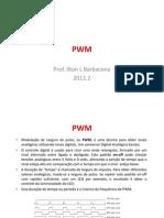 Aula PWM Arduino Prof Ilton