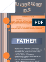 family members and their roles