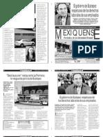 Versión impresa del periódico El mexiquense 1 febrero 2013