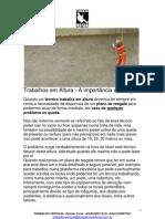 O Plano de Resgate Para Trabalhos Em Altura (1)