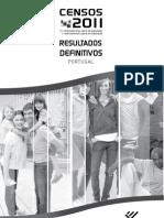 Censos2011 ResultadosDefinitivos Portugal 1