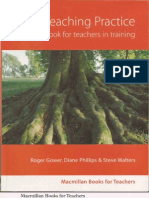 Teaching Practice for Teacher Trainers